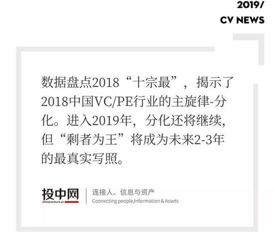 """2018VC_PE""""十宗最""""(可下载)"""