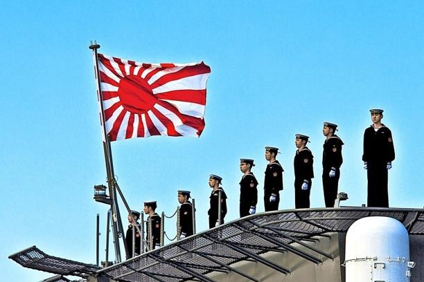 日本照片要求_韩国举行国际阅舰式 首次要求日本不得挂旭日旗