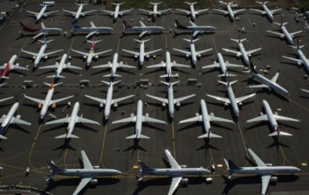 问题频出!波音在全球有50架飞机因现裂缝被停飞