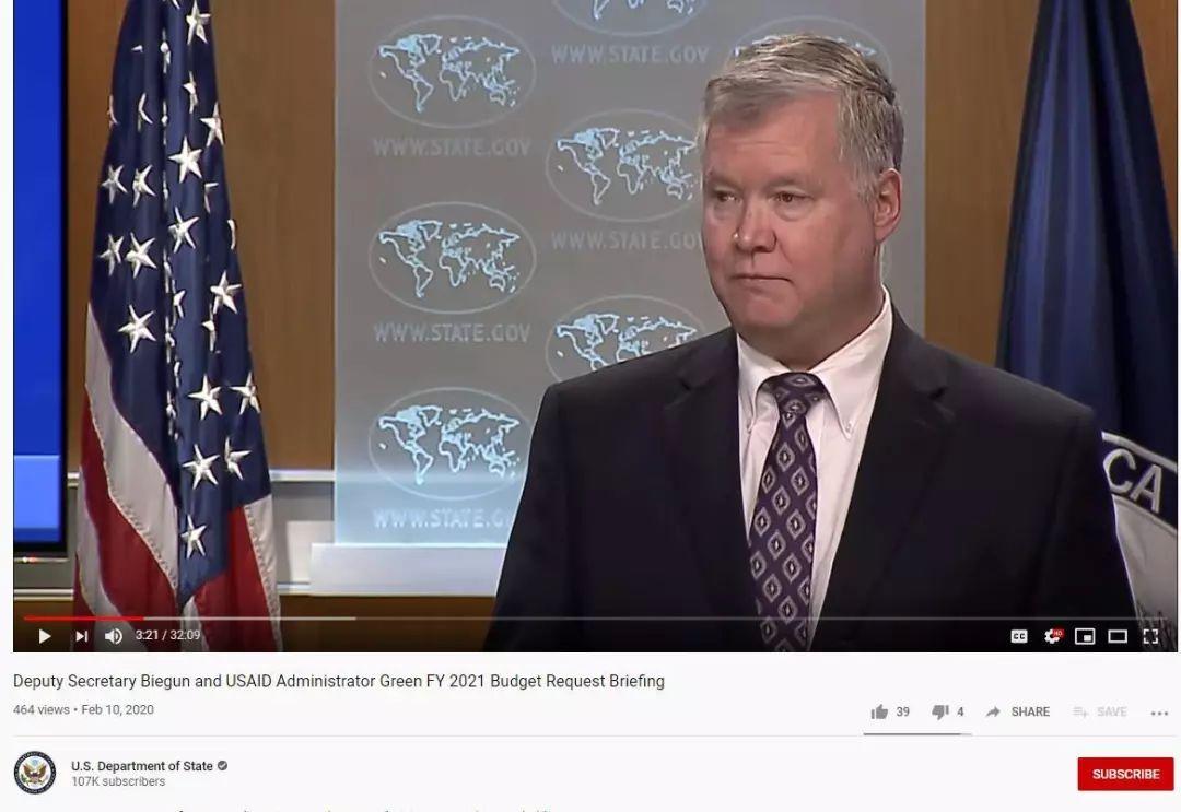 美国政府真要援助中国一亿美元抗疫?就是一句谎言