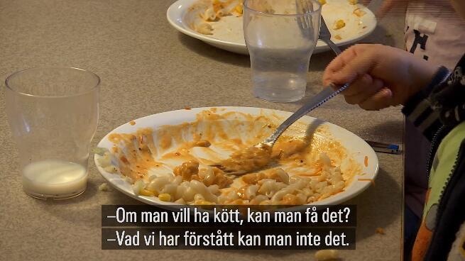 【蜗牛棋牌】瑞典幼儿园强制试行素食:为救地球