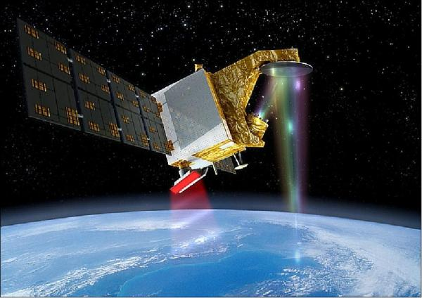 中法海洋卫星 | 图片来源 @CNES