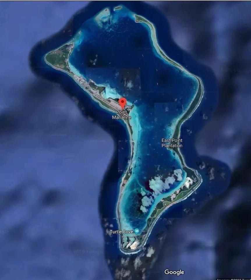 ▲图为迭戈加西亚岛