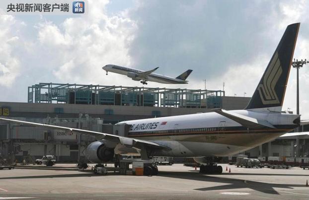 一架印度飞新加坡载有263名乘客飞机遭炸弹威胁