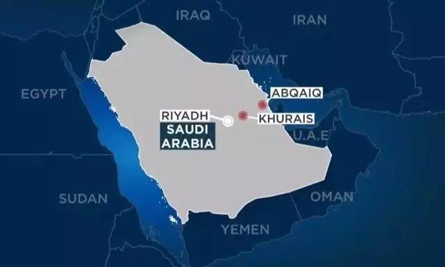 沙特原油设施产能减半 A股这些板块会受到影响