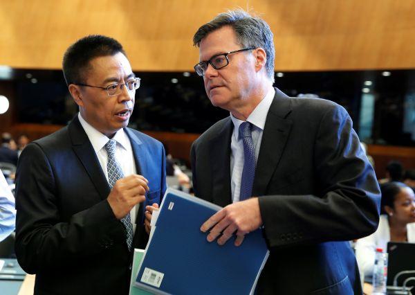 """外媒:中美大使世贸交锋火药味浓 美方被指""""撒谎"""""""