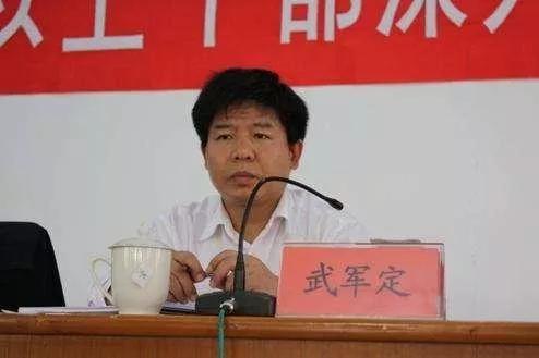 天津市统计局原局长武军定落马 2个月前免职