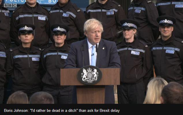 """""""我宁愿死在沟里"""" BBC视频截图"""
