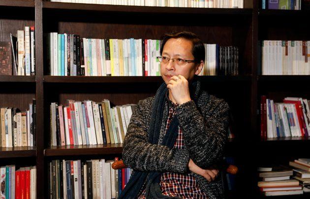 彭辉批准《每日经济讯息》专访(图片来源:每经记者 王昊毅 摄)