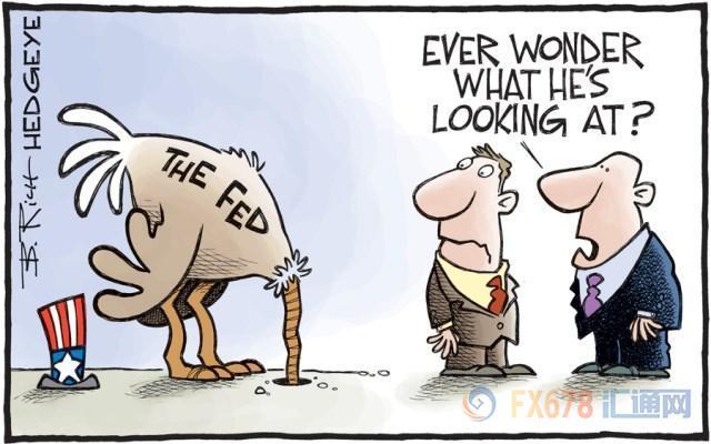 FED看衰全球增长前景挽救黄金,美元何以仍不乏后台背书?_外汇开户要求