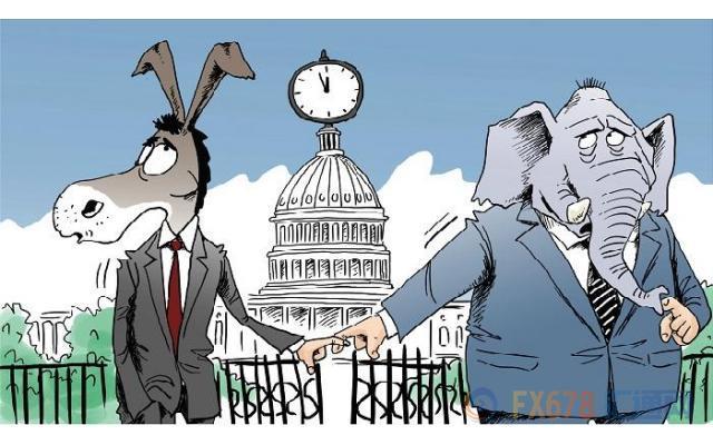 美国中期选举最后倒计时 市场屏息观望行情暂陷停滞