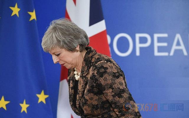 """英国脱欧协议表决进入""""加时赛"""" 英镑仍命悬一线"""