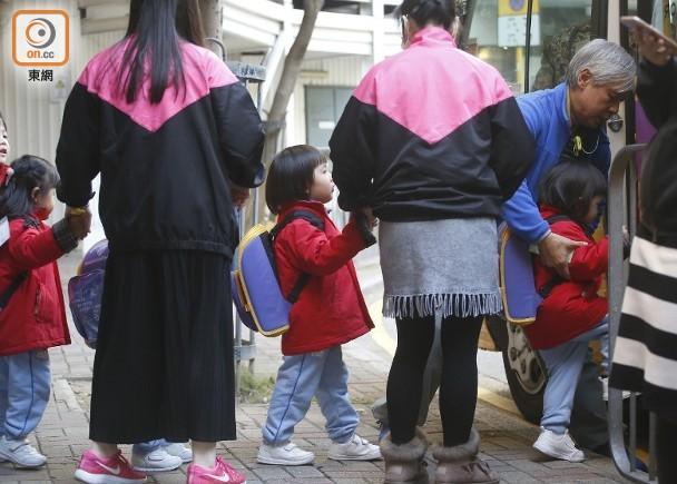 香港教育局宣布:全港幼稚园区及特殊学校25日复课