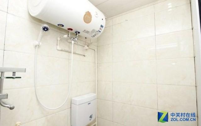 电热水器的容积非常重要
