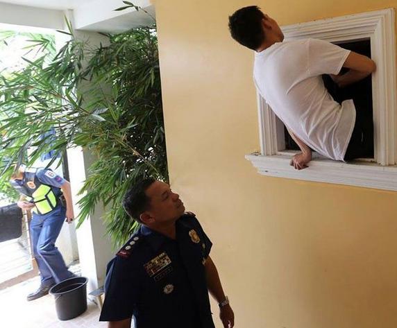 菲警方解救被绑中国男子(星报)