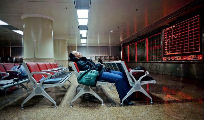 退市新规挑高了退市效果,添强了退市制度的威慑性。图/视觉中国