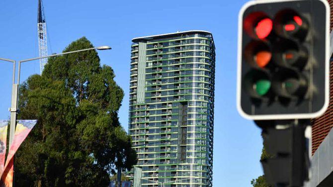 ▲悉尼的某处公寓。 图/新京报网