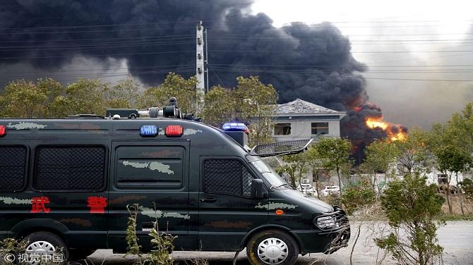 """评论:盐城化工厂爆炸,谁对""""整改"""""""