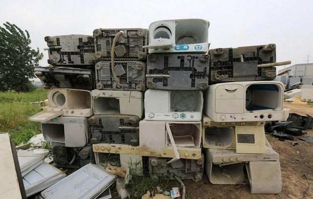 我国平均每年需要报废的家电总量在2000万台以上