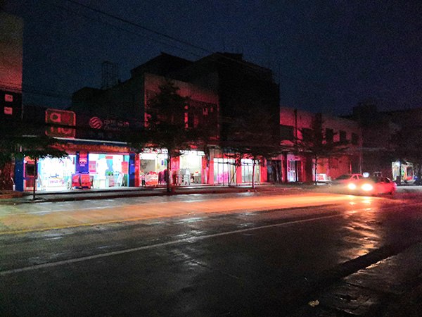 12月5日早晨,黄家光在这边吃完早餐后,返回新岭冲村,在与人营业偷来的耕牛时被抓。 澎湃消息记者 明鹊 图
