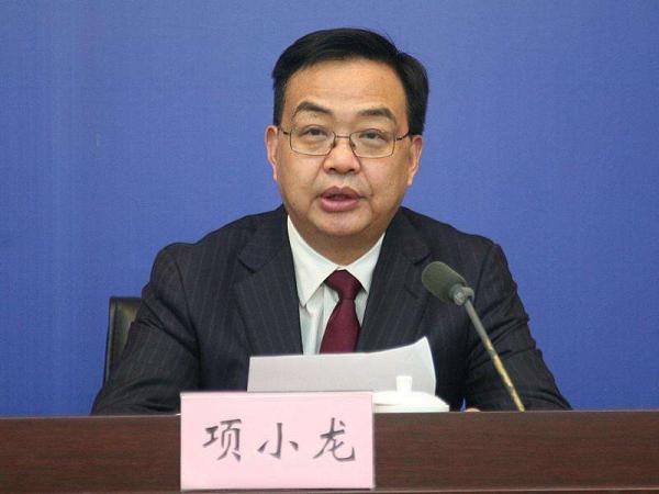 項小龍任安徽省交控集團黨委書記 喬傳福不再擔任
