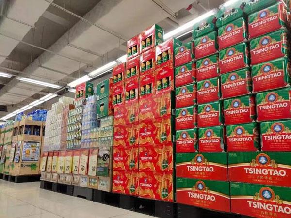 青島啤酒澳門銷量第一 市場占有