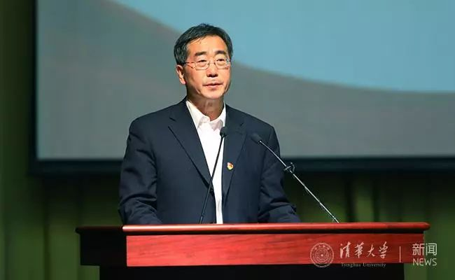 姜胜耀(图片来自清华大学官网)
