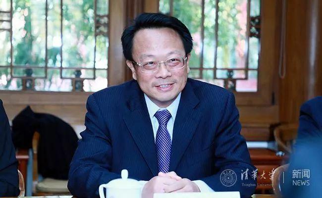 王希勤(图片来自清华大学官网)