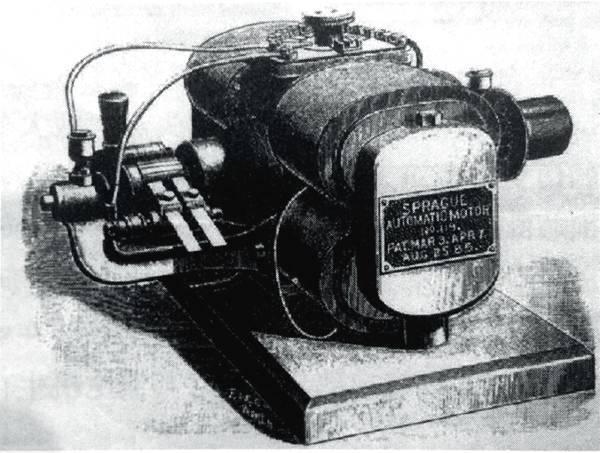 斯普洛克电机