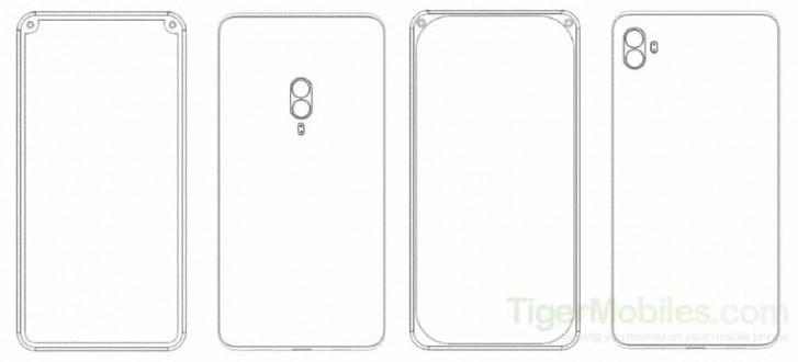 小米欲开发双摄像头置于上边框左右两侧的手机