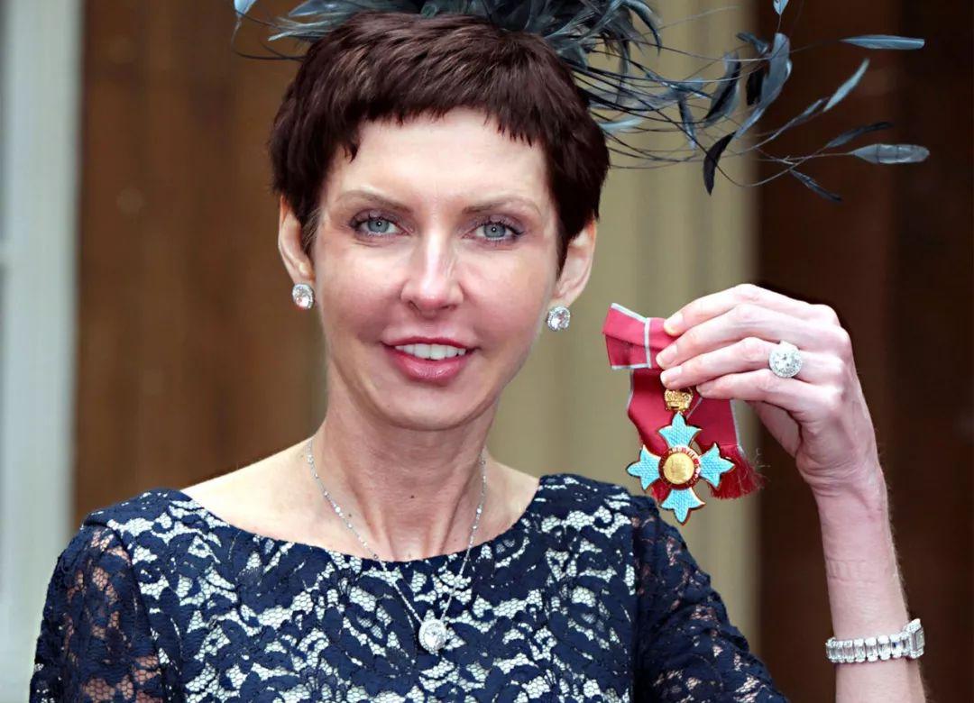Bet365 Group Ltd.的英国创首人兼首席实走官Denise Coates