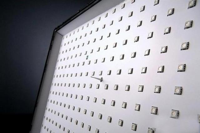 厂商大都采用白光LED背光源