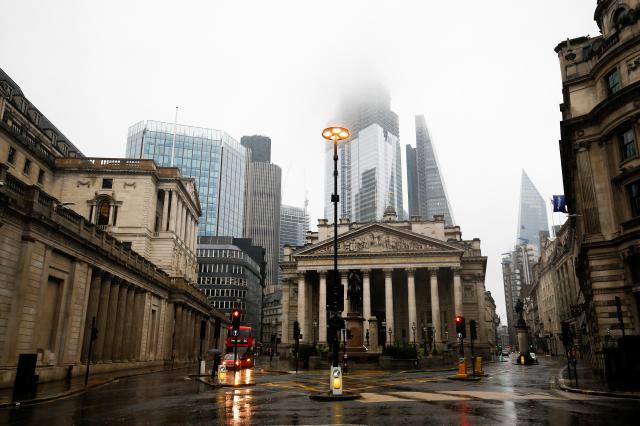 英国央行维持利率不变符合预期 英镑短线变动不大,中国第一个外汇交易平台