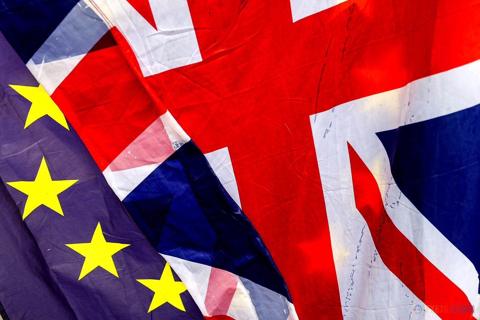 """欧盟已愿意微调脱欧协议 英镑为何仍被""""拖后腿"""