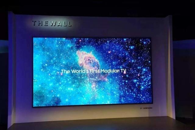 三星即将推出The Wall电视升级版