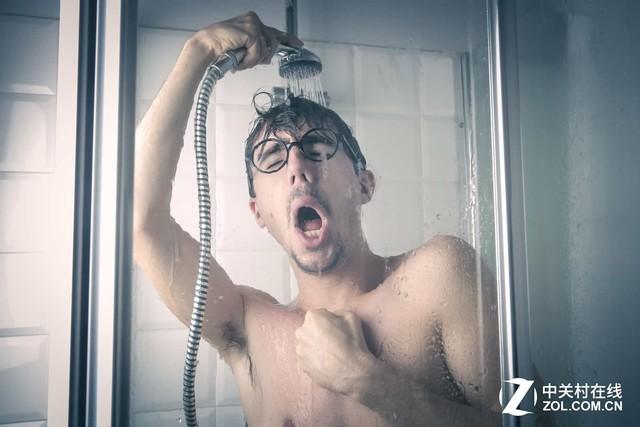 冬天洗澡要是热水不够可就尴尬了