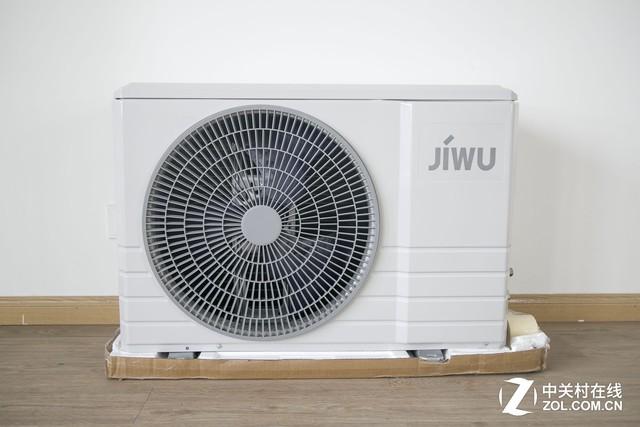 空调室外机设计非常年轻化