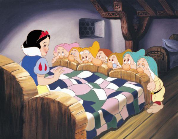 《白雪公主与七个小矮人》剧照(资料图片)