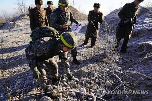 韩军方:朝方试点哨所已彻底被破坏 实现去功能化