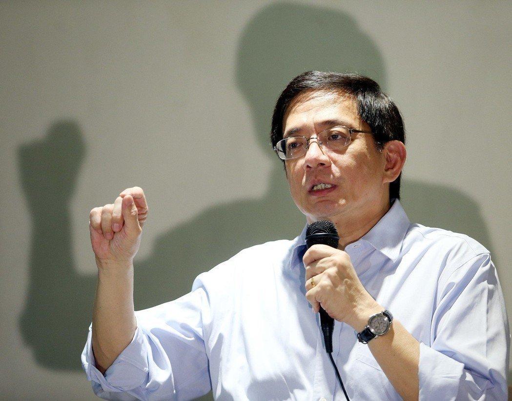 台大校长当选人管中闵(图片来源:《联合报》)