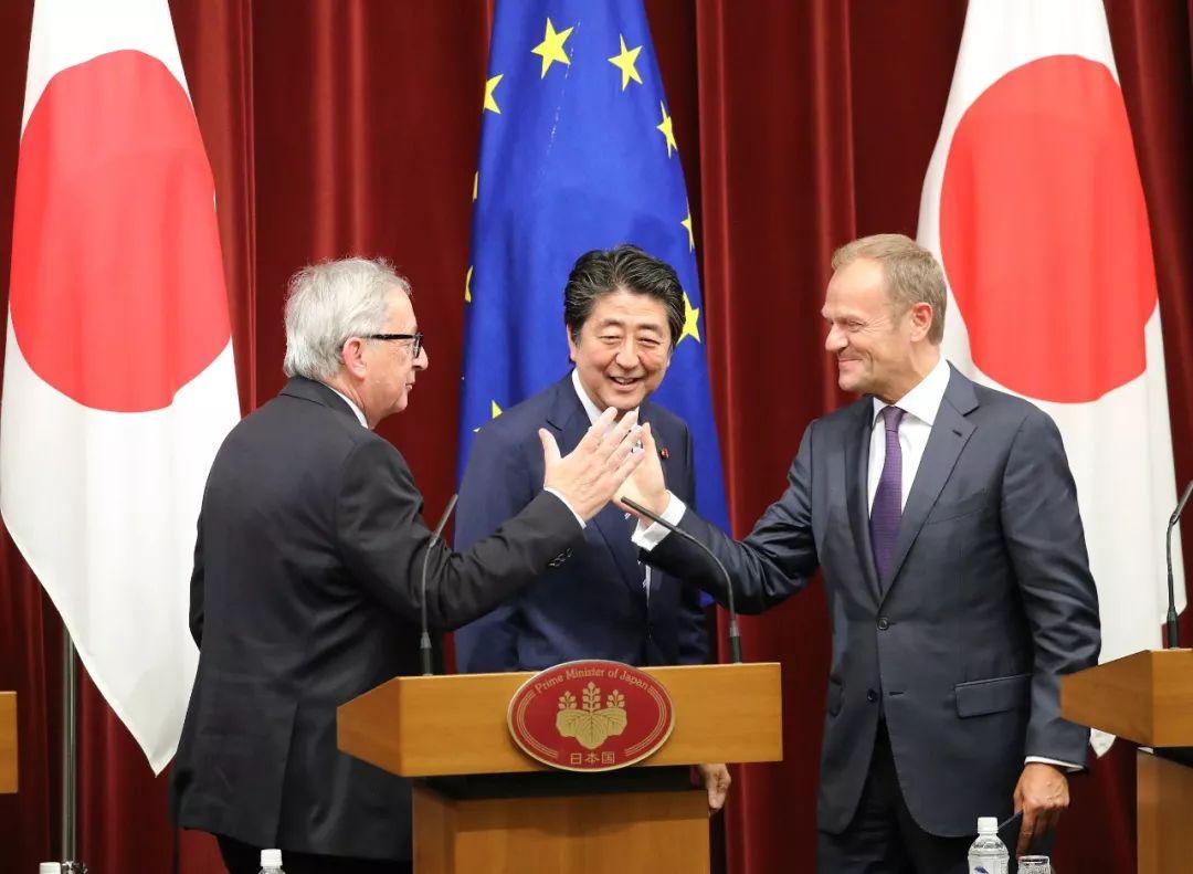 日欧这个协定将对中国产生直接冲击 不得不防