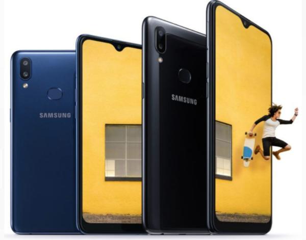 三星Galaxy A10s官宣 4000mAh电池+支持4G LTE