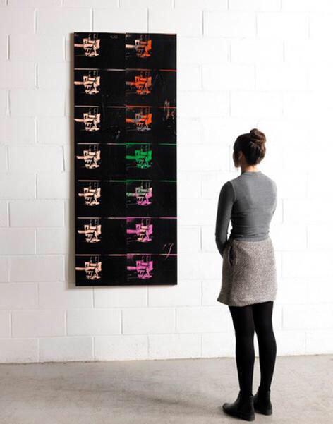 """区块链+艺术:安迪沃霍尔作品将走进""""全球首个加密艺术拍卖会"""""""