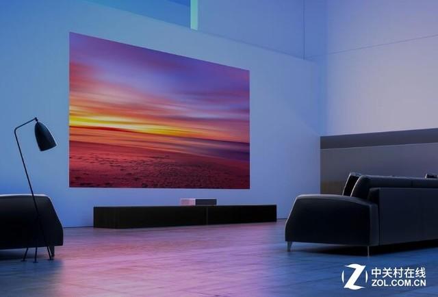 万元买什么 激光电视不仅是尺寸大那么简单