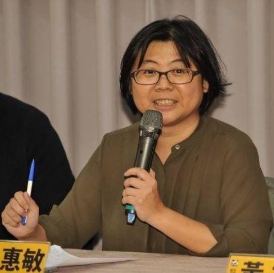 陈惠敏(图片来源:台媒)