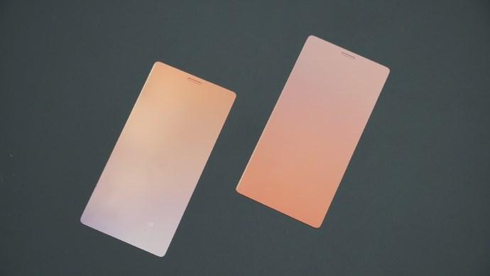 荣耀20青春版后盖设计稿曝光 渐变色+2.2GHz的CPU主频