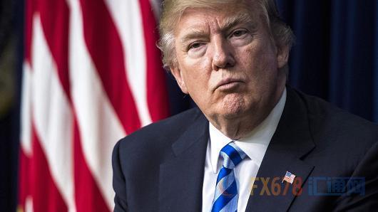 特朗普或两周内公布NAFTA新协议,加元有望得到提振特朗普