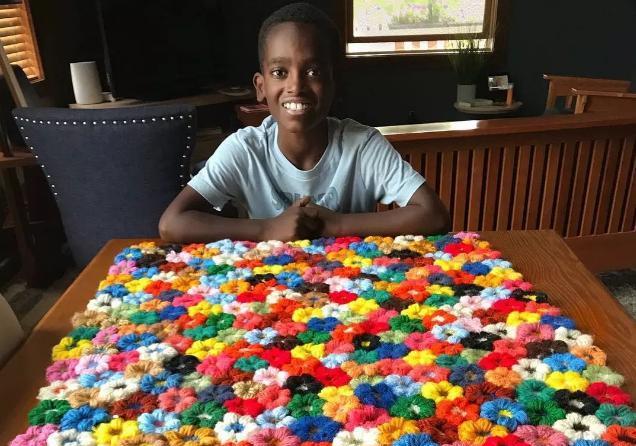年僅5歲,從非洲棄嬰到粉絲19萬的手工達人