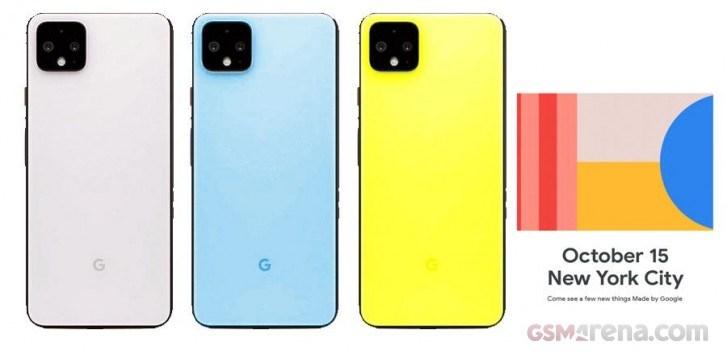谷歌Pixel 4系列将拥有四种全新配色,配备18W USB-C充电器