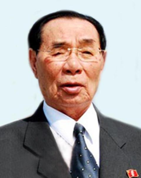 金铁万(韩联社)
